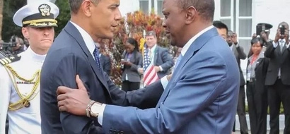 Presidents Uhuru Kenyatta, Barack Obama Differ Over Homosexuality