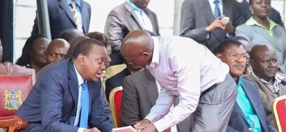 If you could talk to president Uhuru Kenyatta,what would you say? Kenyans give their views