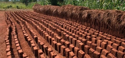 Kirinyaga family stoned by ghosts after stealing neighbours' 12 bricks