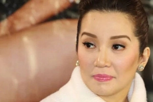 Para kanino kaya ito? Kris Aquino's hints about the status of her love life