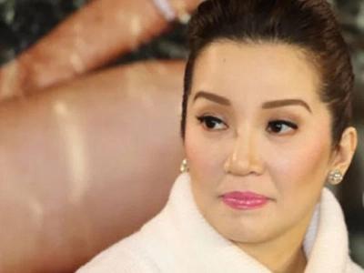Para kanino kaya ito? Kris Aquino's hints about the status of her love life