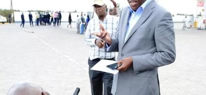 Seneta wa Jubilee atiwa mbaroni baada ya kujaribu kumuua mkurugenzi wa kampuni ya kuuza mafuta