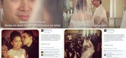 Pinoy shares his heartbreaking love story similar to Jollibee's ad entitled 'Vow'