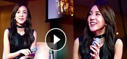 WATCH: Star circle quest baby-turned-K-Pop star Sandara Park returns to PH