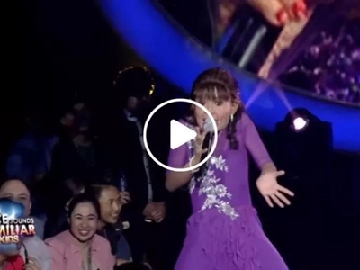 Walang nasabi ang judges! Awra steals the show as he impersonates Mommy D in 'Your Face Sounds Familiar'