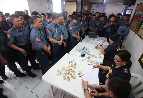 QCPD cops who tested positive for illegal drugs revealed
