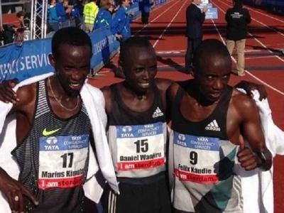 Kenyans sweep 1-2-3-4 in traditional fashion at Amsterdam Marathon