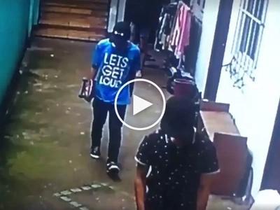Kawatan pala! Dangerous Pinoy burglars pretending to be skateboarders before victimizing home caught on CCTV