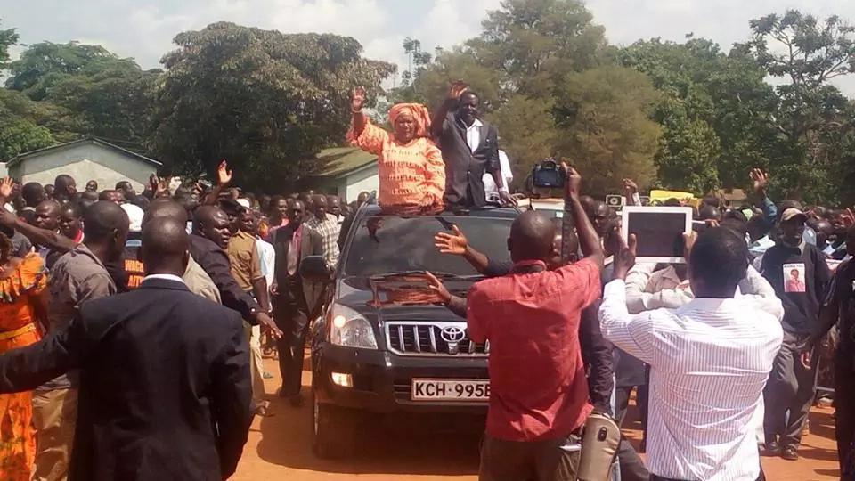 Ababu Namwamba skips Raila's rally in Busia