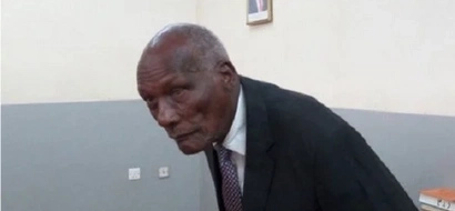 Moi's confidant and veteran politician, divorcing wife of 51 years over conjugal rights