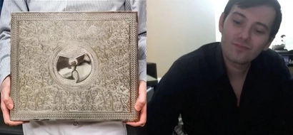 AIDS Drug Owner Shows Off $2 Million Wu Tang Clan Album After Trump Victory