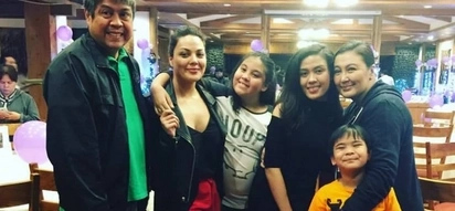 Sharon Cuneta becomes emotional on daughter Frankie's 16th birthday