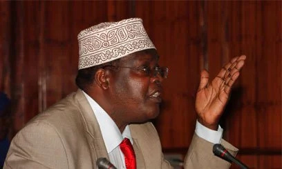 Miguna Miguna's tweet on NASA demos lands him in trouble with Kenyans online