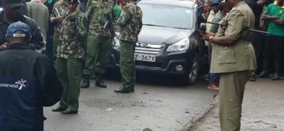 Four thugs who killed mitumba trader shot dead