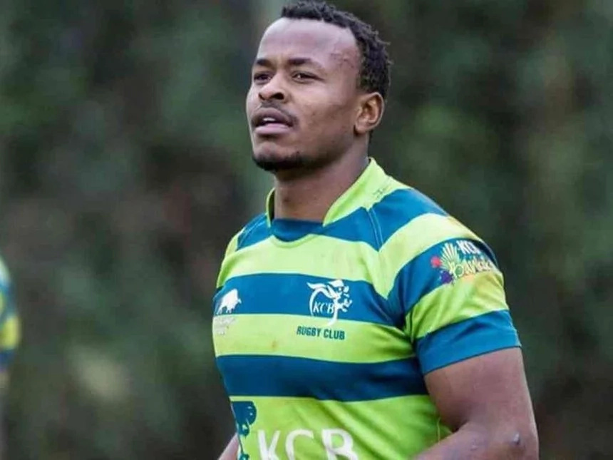 Rugby star killed