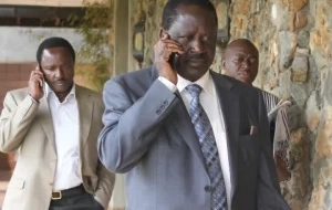 The phone call from Raila Odinga that ended trouble at Gor Mahia