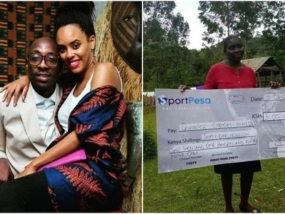 Sauti Sol's Bien Aime 'dumps' exotic girlfriend for KSh 31 million SportPesa winner