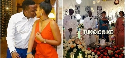 Tanzanian rapper AY marries his hot Rwandese fiance in secret wedding