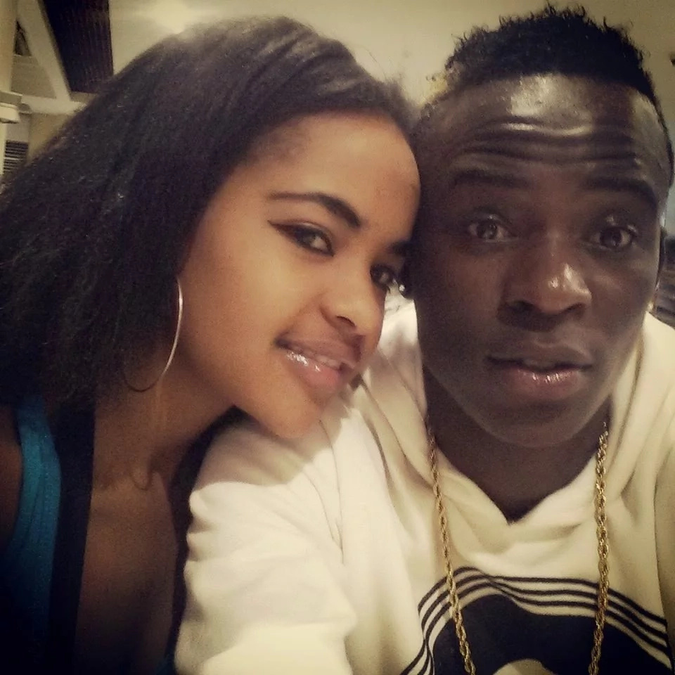 Willy Paul ex happily married