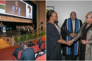 First Lady Margaret Kenyatta makes Uhuru and Kenyans PROUD (photos)