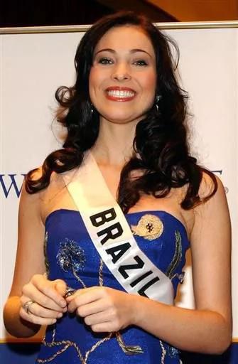 Hallan a Miss Brasil muerta en su apartamento