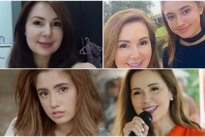 Like mother, like daughter! Cristina shares feelings on Sofia joining showbiz