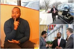 Joho's SECRET on how he managed to go to the US without getting arrested