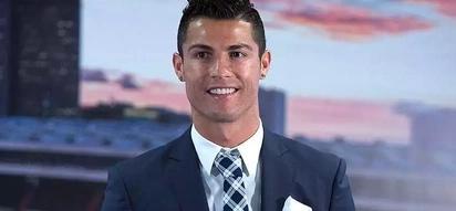 Doting dad! Real Madrid star Cristiano Ronaldo shares rare photo of daughter Eva