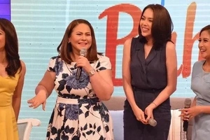 Kathryn shares about close friend, Julia Montes