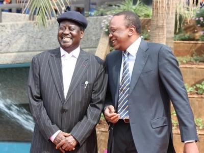 Mgombea urais ACHUKIZWA kufuatia kitendo hiki cha Uhuru na Raila