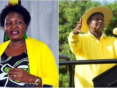 Yoweri Museveni is a superhuman being and gift from God - Uganda women leaders