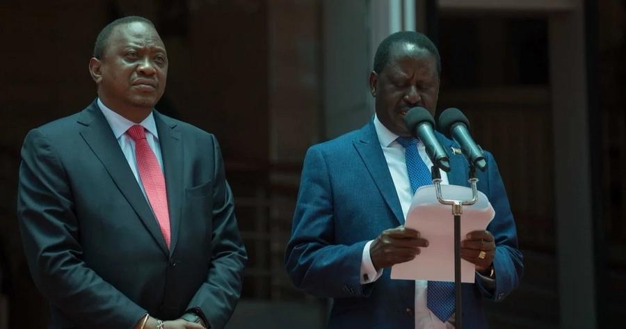 Ili ODM kiendelee kuwa dhabiti ni lazima tuache siasa za 2022 - Raila