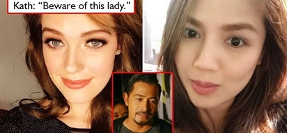 Mag-ingat ka! Alleged partner of Cesar Montano warns public about Sophie Rankin, 'Beware of this lady'