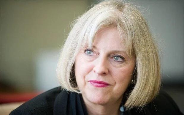 Theresa May, nueva primera ministra del Reino Unido