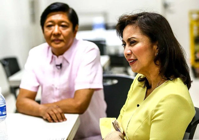Robredo to Marcos: Stop spreading lies, fight fair and square