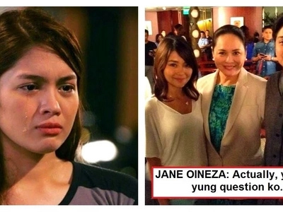 How does a celebrity feel when they are not given projects? Kapamilya star Jane Oineza shares her honest thoughts about the issue!