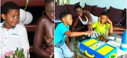Akothee's heartwarming letter from her boy will melt any mother's heart