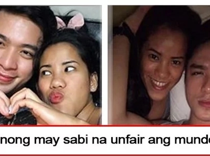 May jowa na, pogi pa! 'BABAeng kambing shared another viral post on facebook
