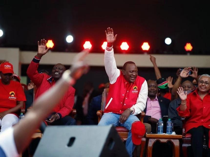 Inside Jubilee's new plan to keep Uhuru in Presidency