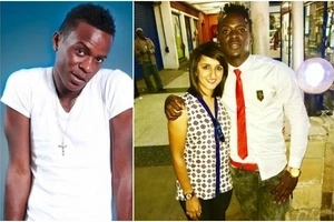HILARIOUS! Willy Paul GRILLED by his own legion after hanging out with another foreign lady