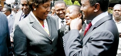 Charity Ngilu Targeted By Land Grabbers, Kalonzo