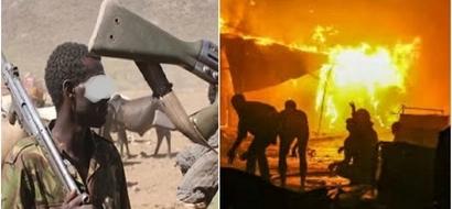 200 bandits rain terror in village, ignore DP Ruto's stern order