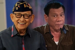 Reds went in hard with lapdog tag for FVR after 'disappointed' quip on Duterte