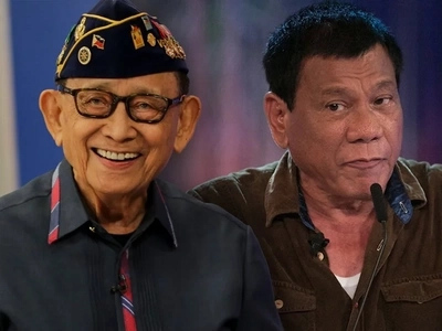 Reds warn Duterte: Be careful from FVR and his American ties