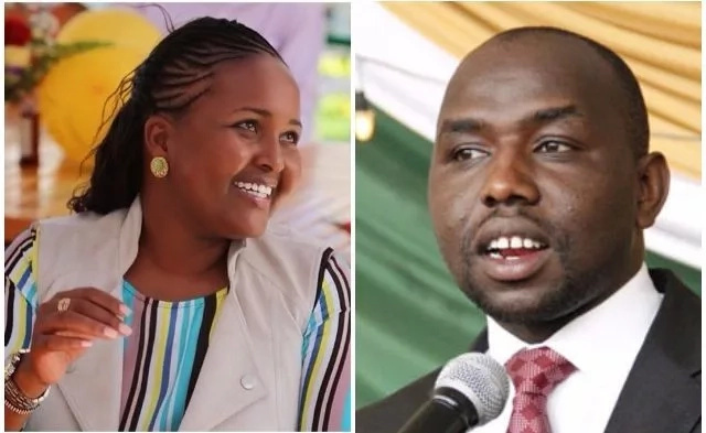 10 Sizzling Hot photos of Murkomen's alleged girlfriend Senator Naisula Lesuuda