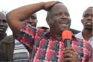 Jubilee dealt major blow as MP defects to Isaac Ruto's party