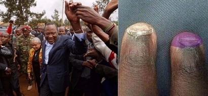 75-year-old man refused to be inked after voting, gives a very unusual excuse