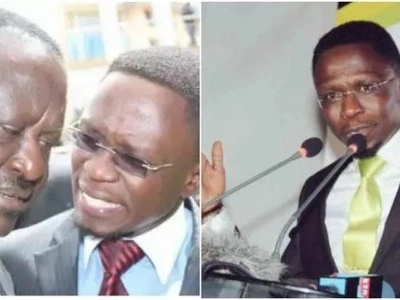 Raila Odinga should accept and move on - Ababu Namwamba