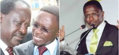 Ababu Namwamba's family attacked for the third time since the General Election