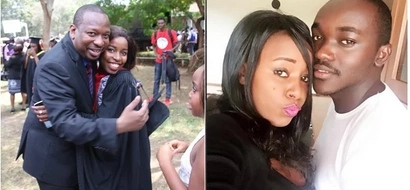 Boyfriend to Mike Sonko's heavily pregnant daughter 'exposes her cheating ways' (photos)